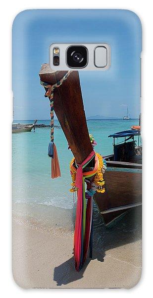 Phi Phi Island Galaxy Case - Thailand, Phuket, Andaman Sea by Cindy Miller Hopkins