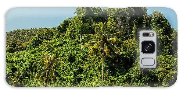 Phi Phi Island Galaxy Case - Thailand, Phuket, Phi Phi Islands by Terry Eggers