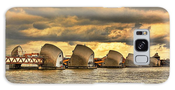 Thames Barrier Galaxy Case