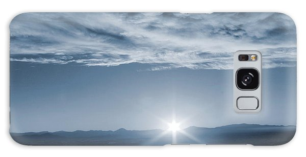 Thanksgiving Sunrise Mount Soledad  Galaxy Case