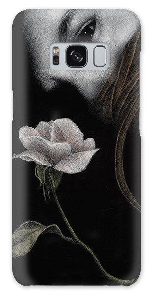 That Which Will Not Be Silenced Galaxy Case by Pat Erickson