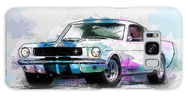 The 1965 Ford Shelby Gt 350  Galaxy Case