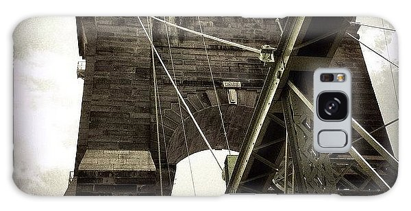 Ohio Galaxy Case - The 1st brooklyn Bridge by Natasha Marco