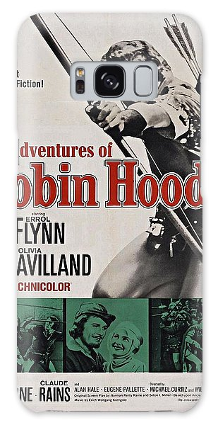 The Adventures Of Robin Hood B Galaxy Case