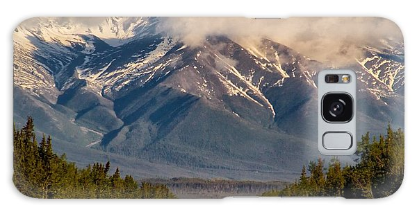 The Alaska Highway Tok Junction Alaska Galaxy Case