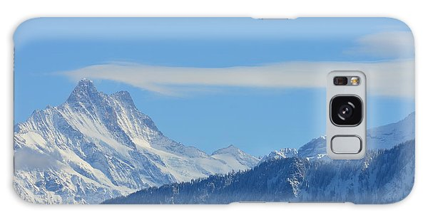 The Alps In Azure Galaxy Case