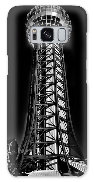 The Amazing Sunsphere - Knoxville Tennessee Galaxy Case