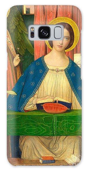 Annunciation Galaxy Case - The Annunciation by Arthur Joseph Gaskin