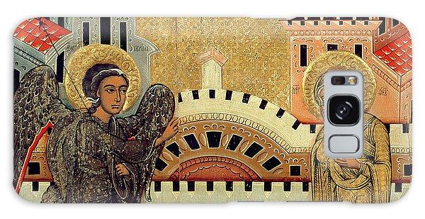 Annunciation Galaxy Case - The Annunciation by Fedusko of Sambor