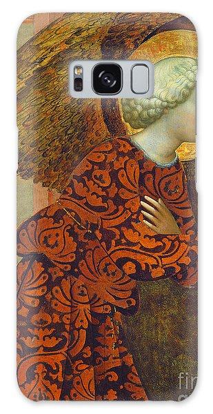 Angel Galaxy Case - The Archangel Gabriel by Tommaso Masolino da Panicale