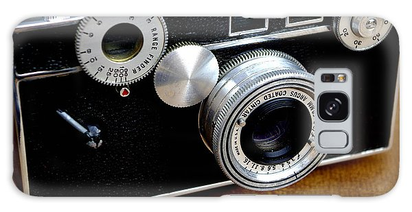 The Argus C3 Lunchbox Camera Galaxy Case by James C Thomas