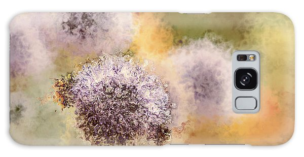 The Art Of Pollination Galaxy Case by Peggy Collins