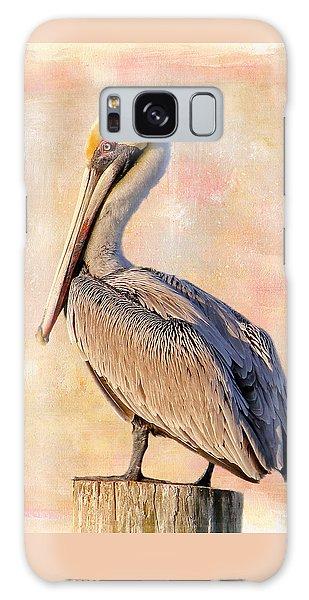 Birds - The Artful Pelican Galaxy Case