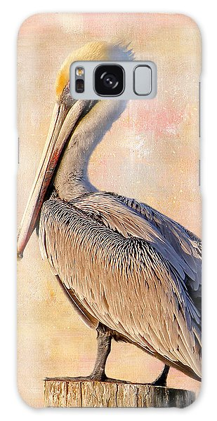 Artful Galaxy Case - Birds - The Artful Pelican by HH Photography of Florida