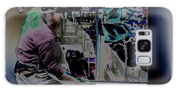 The Artist Paul Emory Galaxy Case