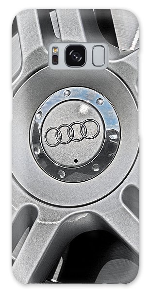 The Audi Wheel Galaxy Case