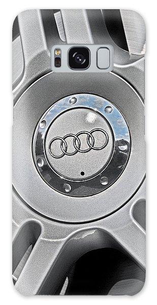 The Audi Wheel Galaxy Case