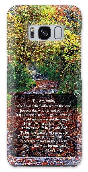 The Awakening Galaxy Case by Ron Haist