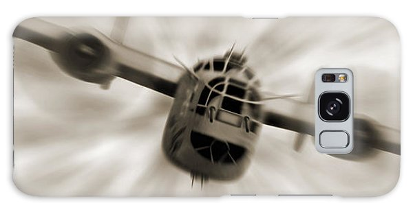 Bomber Galaxy Case - The B - 24 Liberator Panoramic  by Mike McGlothlen