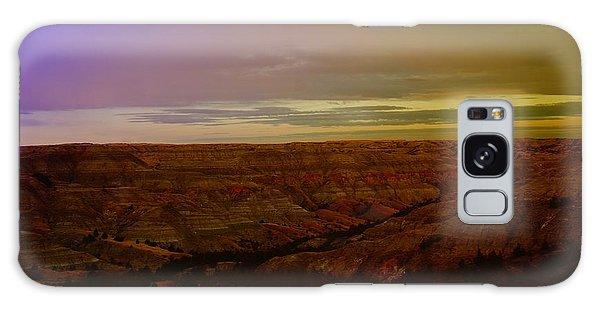 The Badlands Galaxy Case by Jeff Swan