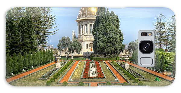The Bahai Gardens Galaxy Case