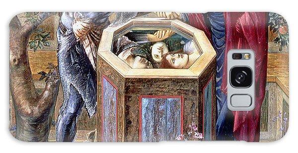 The Baleful Head, C.1876 Galaxy S8 Case