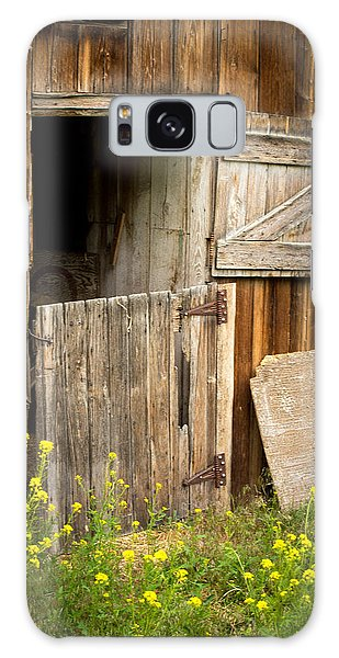 The Barn Door Galaxy Case