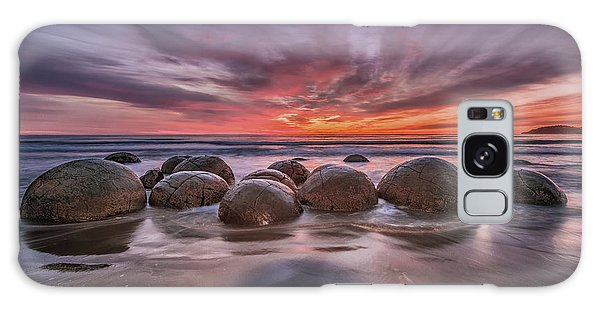 Rock Galaxy Case - The Barrier by Andreas Agazzi