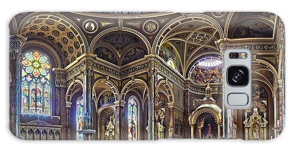 The Basilica Of St. Josaphat Galaxy Case