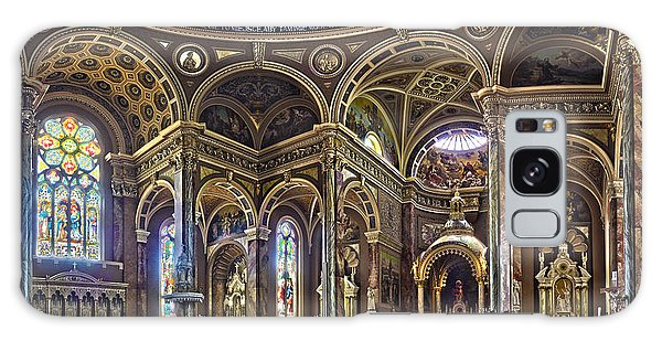 The Basilica Of St. Josaphat Galaxy Case