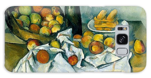 Art Institute Galaxy Case - The Basket Of Apples by Paul Cezanne