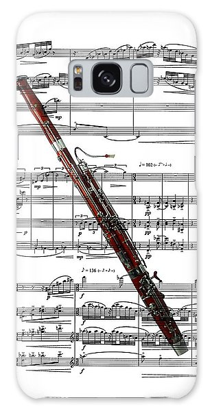 The Bassoon Galaxy Case by Ron Davidson