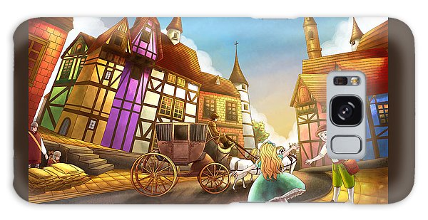 The Bavarian Village Galaxy Case