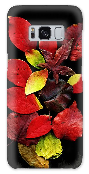 Galaxy Case featuring the photograph The Beautiful Colors Of Nature by Gerlinde Keating - Galleria GK Keating Associates Inc