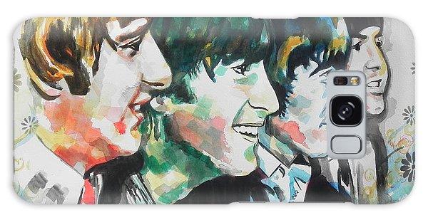 The Beatles 01 Galaxy Case