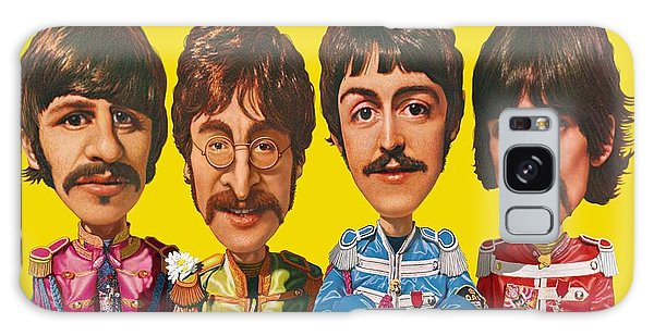 The Beatles Galaxy Case