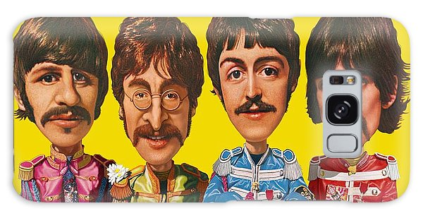 The Beatles Galaxy Case by Scott Ross