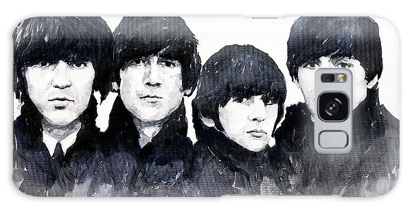 Portret Galaxy Case - The Beatles by Yuriy Shevchuk