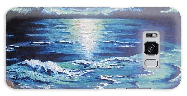 The Beautiful Mind Galaxy Case by Cheryl Pettigrew