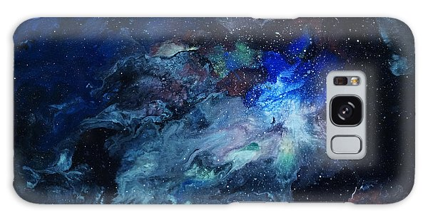 The Beginning Galaxy Case by Arlene Sundby