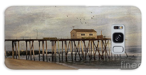 The Belmar Fishing Club Pier Galaxy Case