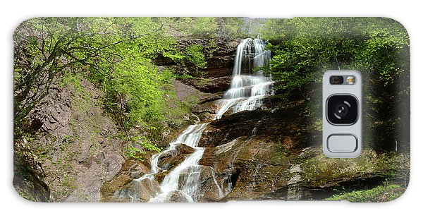 Cabot Trail Galaxy Case - The Beulach Ban Waterfalls On The North by Darlyne A. Murawski