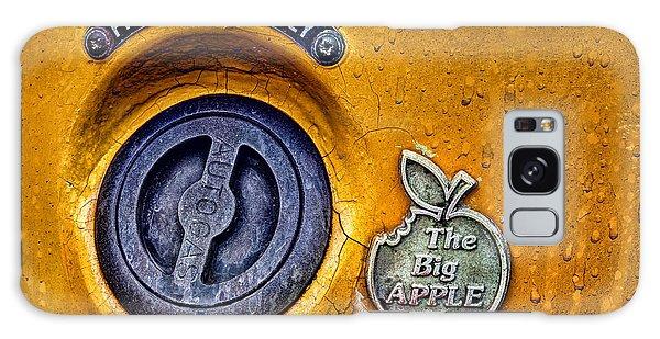 New York City Taxi Galaxy Case - The Big Apple by John Farnan