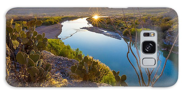 Cacti Galaxy Case - The Big Bend by Inge Johnsson