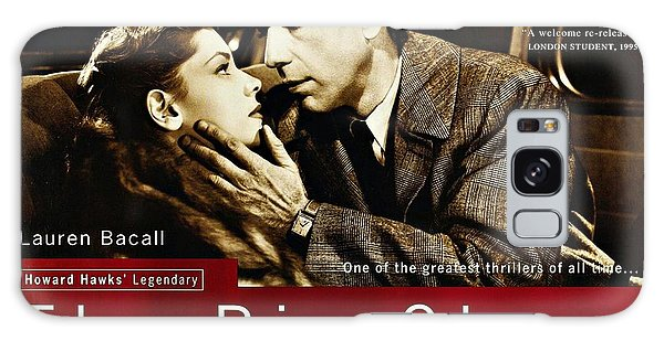 The Big Sleep  Galaxy Case