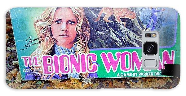The Bionic Woman Galaxy Case