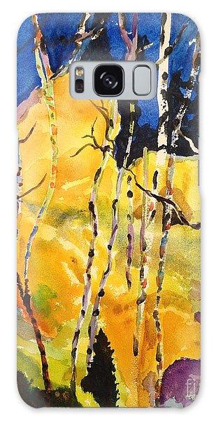 The Birches Galaxy Case