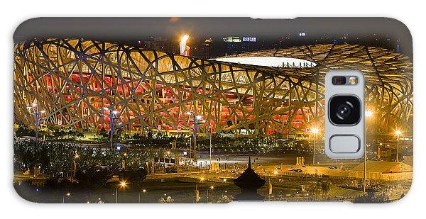 The Birds Nest Stadium China Galaxy Case