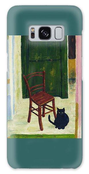 The  Black Cat Galaxy Case