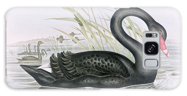 The Black Swan Galaxy Case by John Gould